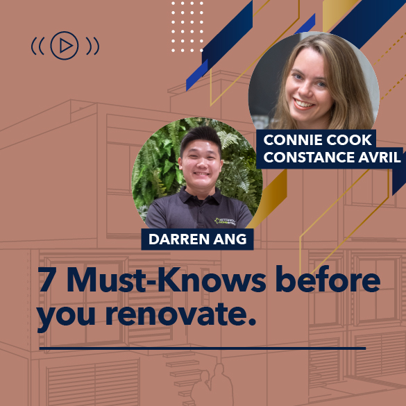 7 Tips You MUST KNOW Before You Renovate
