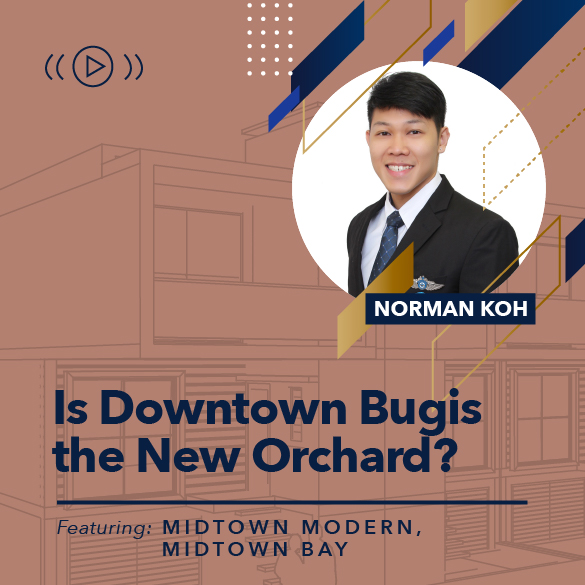Rejuvenation of Central Area: Is Downtown Bugis the New Orchard?