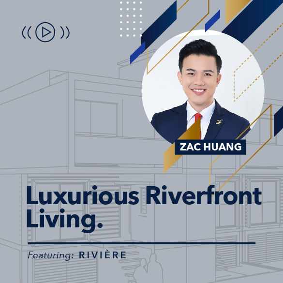 Golden Opportunity to Own A Luxury Riverfront Living