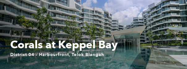 Project Showcase - Corals at Keppel Bay