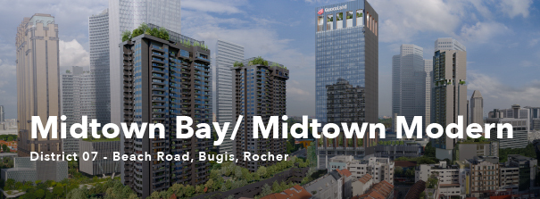 Project Showcase - Midtown Bay / Midtown Modern