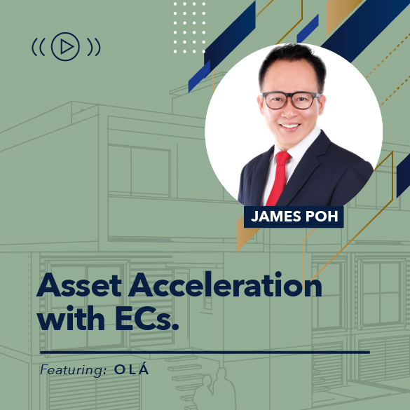 Why EC is not just about Asset Progression but an Asset Acceleration
