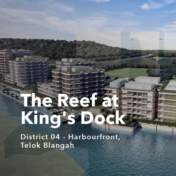 Project Showcase - The Reef at King's Dock